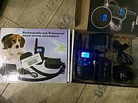 PET-102 Универсальный аккумуляторный электроошейник для собак, любящих плавать
