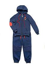 Утепленный спортивный костюм для мальчика, фото 2