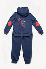 Утепленный спортивный костюм для мальчика, фото 3