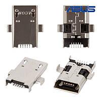Коннектор зарядки для Asus ZenPad 10 Z300C / Z300CG / Z300CL, оригинал