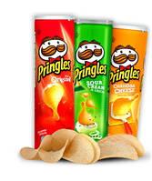 Чипсы Pringles 165 гр (в ассортименте)