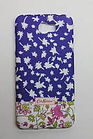 Silicon Case Cath Kidston Huawei Y5 II Purple Фосфорная