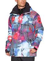 Горнолыжная куртка QUIKSILVER NEXT MISSION PRINTED INS JKT TOMA, фото 1