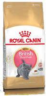 Royal Canin Kitten British Shorthair 10кг - корм для котят британской короткошерстной кошки