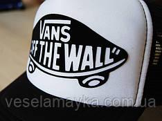 Кепка тракер Vans