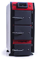 Котел твердотопливный Zigrivaj WHB 12 кВт с автоматикой и вентилятором
