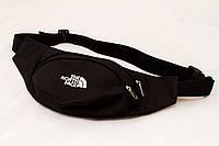 Поясная сумка The North Face, цвет черный