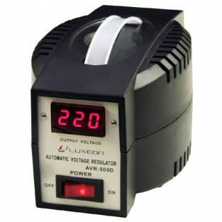 Стабилизатор напряжения для котла Luxeon AVR-500D, фото 2