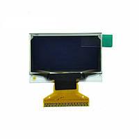 "Модуль Дисплей OLED 0.96"", Arduino, Белый экран"