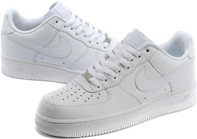 470f5066d Nike Air Force low белые - 1240 представляют собой кроссовки для  повседневной носки и занятия бегом в весенне- летне-осенний период,  выполненные на ...