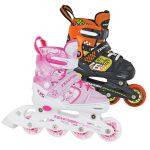 Роликовые коньки Tempish Swist Pink/Orange