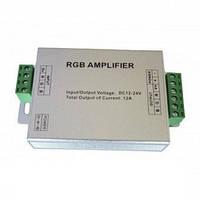 Усилитель LEDEX 12V 144W  High power relay amplifier Premium