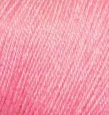 Пряжа Alize BABY WOOL розовый