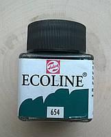 Ecoline Пихтовый зеленый 654