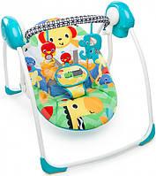 Детская кресло-качалка Bright Starts Улыбка саванны 60403