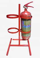 Подставка под огнетушитель (тройная)