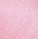 Пряжа Alize BABY WOOL светло-розовый