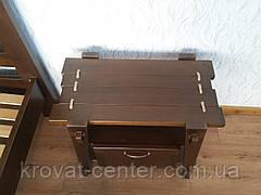 """Мебель для спальни """"Робинзон"""" (кровать, тумбочки), фото 3"""