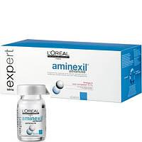 Ампулы против выпадения волос 42 шт х 6 мл - Aminexil advanced