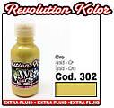 JVR Revolution Kolor, Metal Perl gold #302,120ml, фото 2