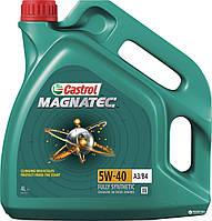 Масло моторное 5W40 Castrol Magnateс A3/B4 SN/CF 4л (про-во Castrol)