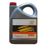 Масло моторное 5W30 TOYOTA Fuel Economy 5л (пр-во TOYOTA)