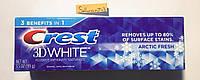Crest 3D White Artic Fresh зубная паста из США (3.5 oz)