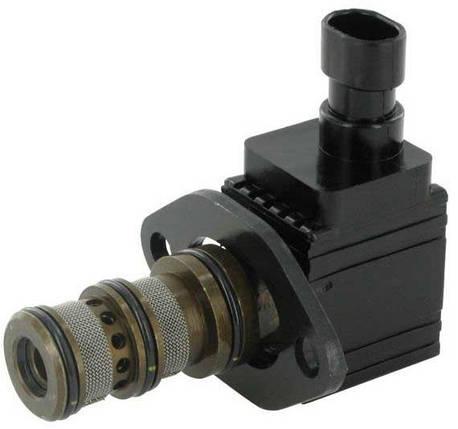 Клапан электромагнитный (соленоид) для блокировки дифференциала трактора John Deere, фото 2