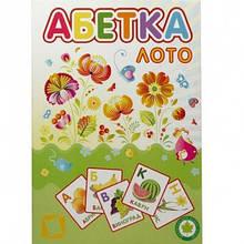 """Набор картона  """"Азбука-Лото"""""""