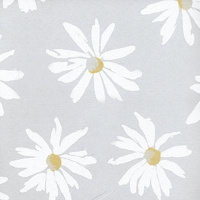 Ромашка Белая - тканевые ролеты открытого типа