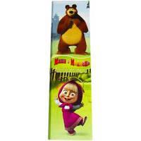 """Набор закладок """"Маша и Медведь"""""""