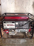 Генератор бензиновый 5 кВт Elemax SH7000dx (двигатель Honda)