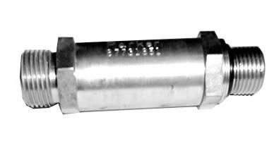 Клапан контрольный тормозов трактора Case, фото 2