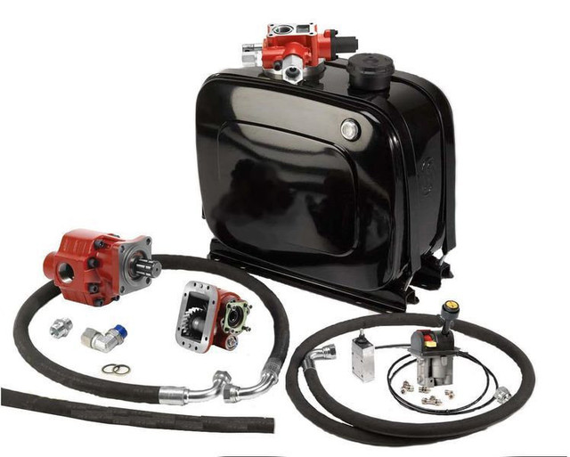 Качественное гидравлическое оборудование - залог нормальной работы