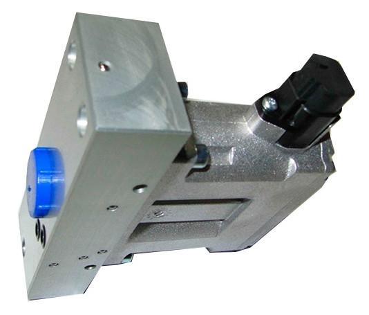 Клапан (соленоид) трактора Case