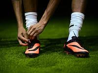 Правильный уход за футбольными бутсами