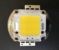 Светодиод матричный СОВ для прожектора SL-20 20W 3000К PREMIUM Код.58817