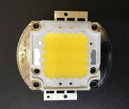 Светодиод матричный СОВ для прожектора SL-20 20W 3000К PREMIUM Код.58817, фото 2