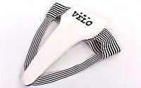 Защита для паха женская PU VELO ULI-10036 (пенополиуретан, р-р S-XL, белый)