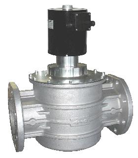 Электромагнитные клапана для природного газа MADAS (Italy)