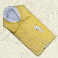 Одеяло-трансформер Малюк Велюр/синтепон/кулир Цвет Голубой, Уни размер 80*90 см Бетис