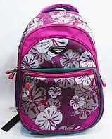 Рюкзак California Цветы сиреневый