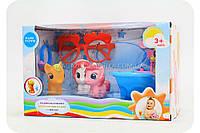 Игровой набор «Ванная для пони» (для купания, с подсветкой) SM2004A