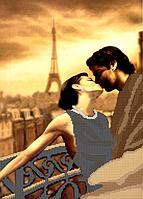 Схема для вышивки бисером Романтика.Париж.