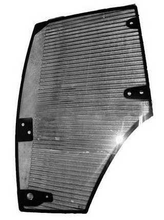 Стекло двери кабины левое трактора Case, фото 2