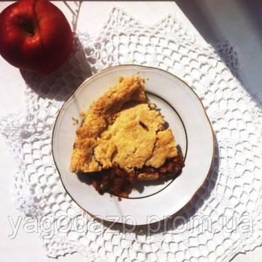 Американский яблочный пирог (веганский вариант)