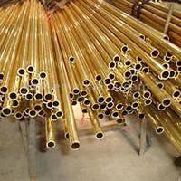 Латунная труба 6х1,0 мм Л63ПТ, Л63М