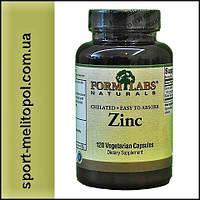FL Chelated Zinc 15 mg 120 caps