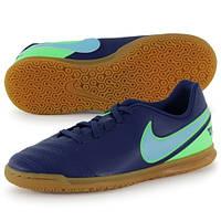 Футзалки детские Nike Tiempo Rio III IC JR