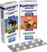 Ципровет (таблетки)